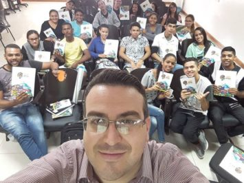 Luis Henrique na BAHIA PAULO AFONSO - Programa Inova Jovem